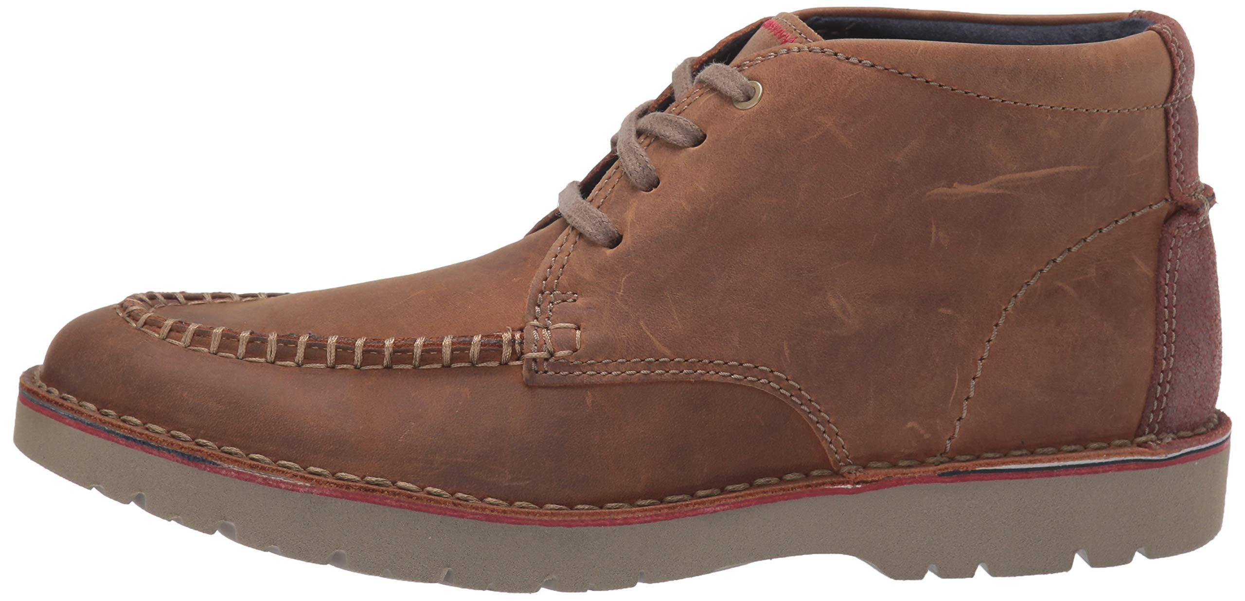 Clarks Men's Vargo Apron Ankle Boot 5