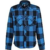 Brandit Checked Long-Sleeve Flannel Shirt S-5XL