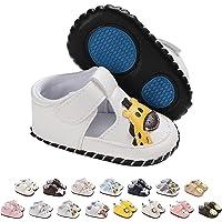 Scarpe Neonato Ciabatte Primi Passi Morbida Pelle Scarpine Prima Infanzia Suola Scamosciata Sneakers Casual Antiscivolo…