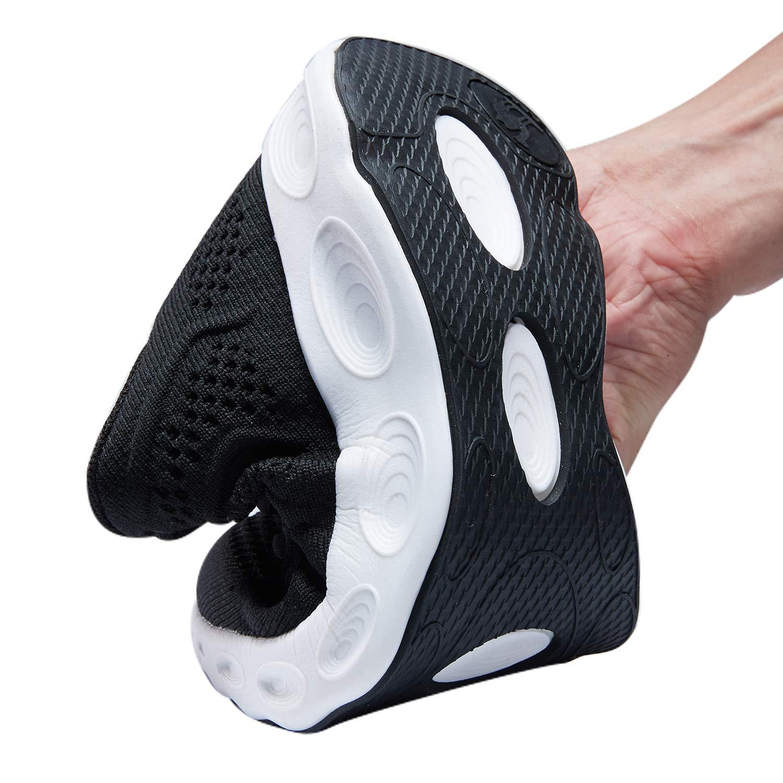 CAMEL CROWN Scarpe da Corsa da Donna Uomo Moda Sneakers Traspiranti Maglia  Morbida Leggera Leggera Atletica Leggera f6e92522bbe