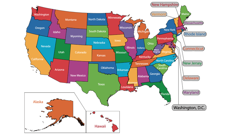 american states and capitals amazoncouk appstore for android