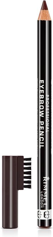 Rimmel London, Professional Eyebrow Pencil, Dark Brown