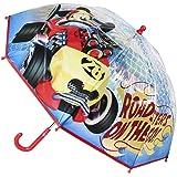 Cerdá Mickey, Paraguas para Niños (Rojo 001), One Size (Tamaño del Fabricante:única) (Azul)
