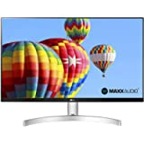 LG 27ML600S Monitor 27' FULL HD LED IPS, 1920x1080, 1ms MBR, AMD FreeSync 75Hz, Audio Stereo 10W, HDMI (HDCP 1.4), VGA…