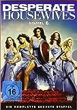 Desperate Housewives - Staffel 6: Die komplette sechste Staffel