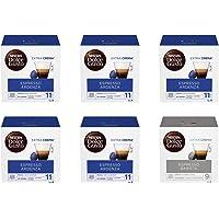 Nescafé Dolce Gusto Espresso Ardenza 5 Confezioni, Espresso Barista 1 Confezione (96 capsule) - 700 gr