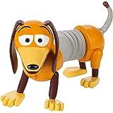 Disney Pixar Toy Story 4 Figurine Zig Zag, taille fidèle au film pour rejouer les scènes du film, jouet pour enfant, GGX37