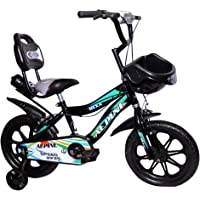Alpine cycles14T BMX Unisex Kids Cycle for 3 to 5 Years