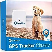 Tractive GPS Tracker für Hunde - Leichter und wasserfester Peilsender
