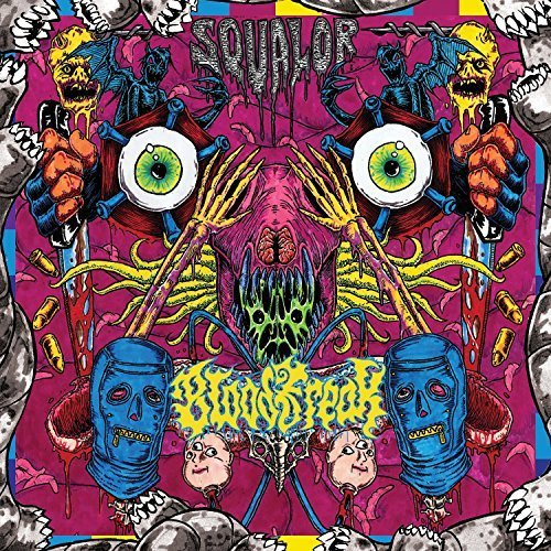 Squalor by Blood Freak (2014-10-27)