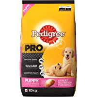 Pedigree PRO Expert Nutrition Large Breed Puppy (3-18 Months), Dry Dog Food, 10kg Pack