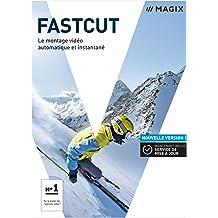 MAGIX Fastcut - Plus Edition 2017 – Le montage vidéo automatique [Téléchargement]