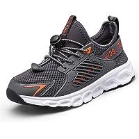 Thlppe Formatori Ragazzi Running Shoes Bambini Ttraspirante Stradali Leggero Scarpe Basket Casual al Coperto Sneakers…