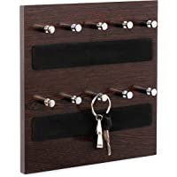 Bluewud Skywood Wall Mounted Home Décor Key Chain Holder/Key Hooks- W10