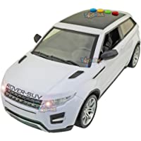 Toyshine Rover Car with Lights and Sounds, Light-Up Push n Go Racer Car for Kids, LED Headlights and Engine Sound, Best…