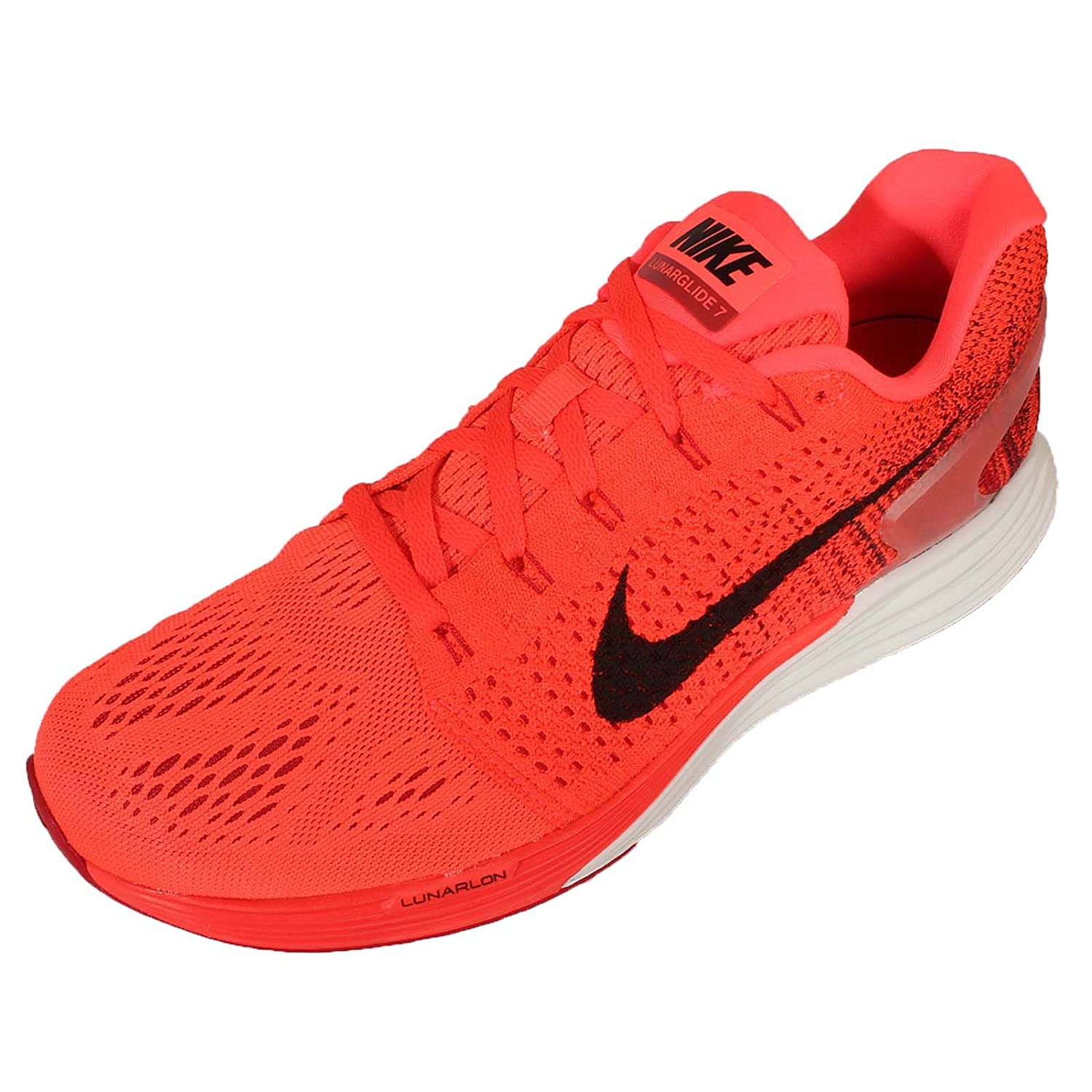 Nike Men\u0027s Lunarglide 7 Running Shoes: Buy Online at Low Prices in India -  Amazon.in