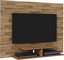 Artely Jet Plus Wall Panel for 42 Inch, Rustic - H 89. 5 سم × العرض 120 سم × العمق 28 سم