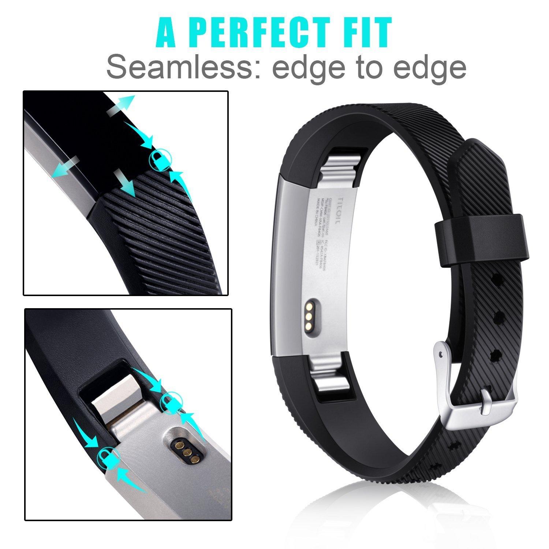 Bracelet pour Fitbit Alta et Fitbit Alta HR CONNECTION BLUETOOTH