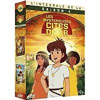 Les Mystérieuses Cités d'or-L'intégrale Saison 4