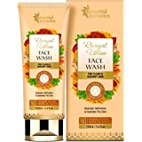 Oriental Botanics Rivayat Ubtan Face Wash For Clean and Radiant Skin - With Saffron, Rose and Turmeric Extract - No Parabens,