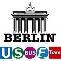 Berlin Transit - Offline departures, transit maps