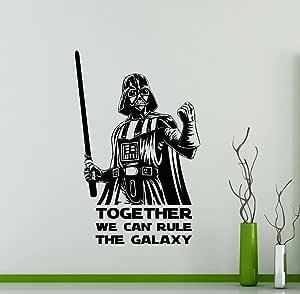 Star Wars Wandsticker Darth Vader Gemeinsam können wir