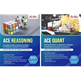 Ace Combo for Banking Exam Preparations (Ace Quantitative + Ace Reasoning) Third English Edition