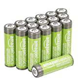 Amazon Basics Voorgeladen Ni-MH batterijen, 500 cycli (typisch 2500 mAh, minimaal 2400 mAh), (buitenste hoes kan afwijken van