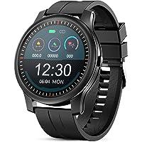 GOKOO Montre Connectée Homme Smartwatch Bluetooth Sport Etanche Bracelet Connecté Tensiomètre Cardiofréquencemètre…