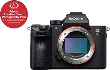 Sony A7R Mark III Body Only (ILCE-7RM3/BC) Camera