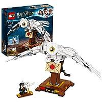 LEGO 75979 Harry Potter Hedwige, Modèle d'affichage à Collectionner avec Ailes Mobiles