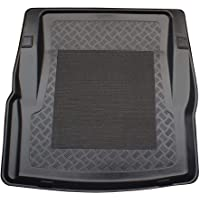 2020-Current Travall Liner compatible with Land Rover Defender 110 All-Weather Black Rubber Boot Mat Liner TBM1238