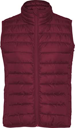 Guuja Women Quilted Vest Coat Sleeveless Gilet Cardigan Lightweight Fall Warm Jacket