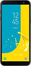 Samsung Galaxy J6 (2018) Smartphone, Black, 32 GB espandibili, Dual sim [Versione Italiana]