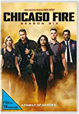 Chicago Fire - Staffel 6 [6 DVDs]
