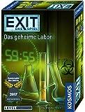 KOSMOS Spiele 692742 - EXIT - Das Spiel - Das geheime Labor, Kennerspiel des Jahres 2017