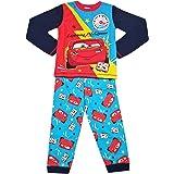 Boys Disney Cars Pyjamas Lightning McQueen Childrens Nightwear