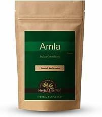 Herb Essential Pure Amla (Indian Gooseberry) Powder 100g