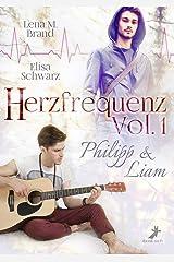 Herzfrequenz Vol. 1: Philipp & Liam Kindle Ausgabe