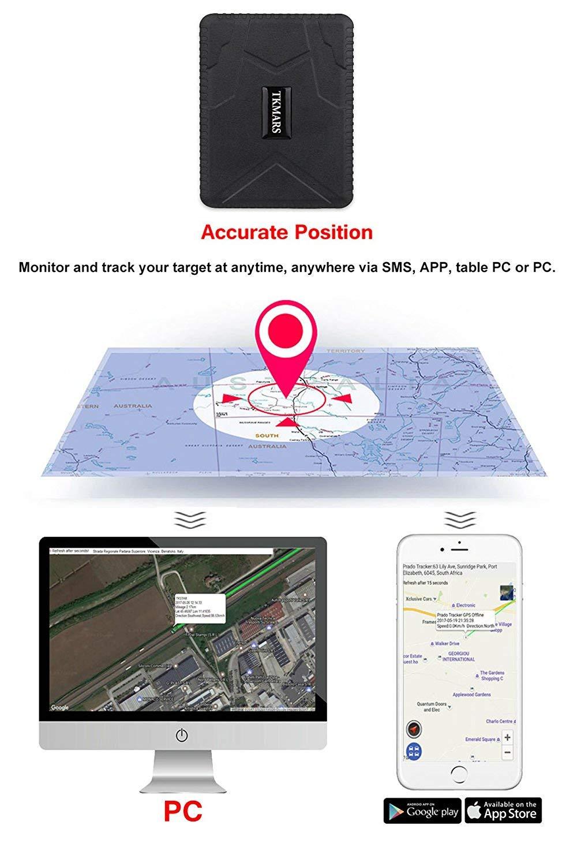 Hangang-GPS-Tracker-mit-starken-Magneten-Echtzeit-Tracking-GPS-Fahrzeug-Tracking-GPS-Sender-Magnetische-GPS-Locator-Auto-Fahrzeug-GPS-120-Tage-lange-Standby-GPS-Locator-fr-kostenlose-App