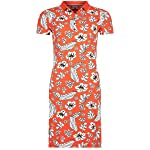 Tommy Hilfiger Women's 1M87640146-Orange Tommy Hilfiger TJW Blue Straight Dress for Women - Blue
