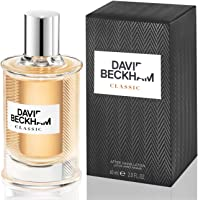 David Beckham Classic Fragrane Aftershave Lotion for Men, 60 ml