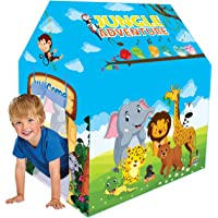 Webby Kids Jungle Adventure Play Tent House