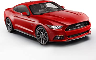 Kinsmart Die-Cast 2015 Ford Mustang GT with Openable Doors & Pull Back Action