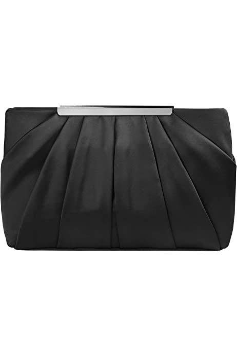 Color : Black Sviper Exquisite Clutch Women Evening Bag Suede Purse Clutch for Banquet Evening Package