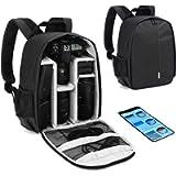 Camera Bag&Filter Pack Waterproof DSLR Cameras, Lens, Tripod and Accessories
