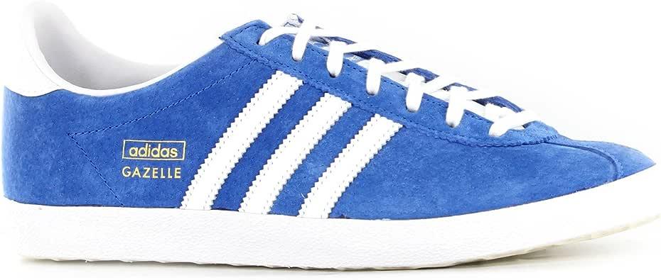 Adidas Gazelle OG Blue White Mens