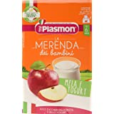 Plasmon Merenda Mela e Yogurt, 24 x 120 g