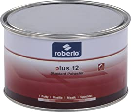 Roberlo 61039 Plus-12 Polyester Putty (2.5 Kg)