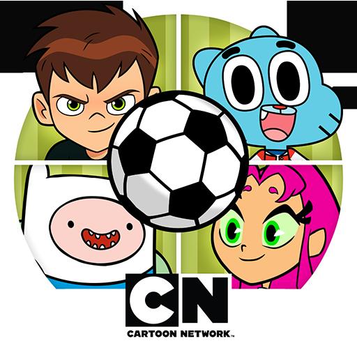 Copa Toon 2018 - el juego de fútbol de Cartoon Network